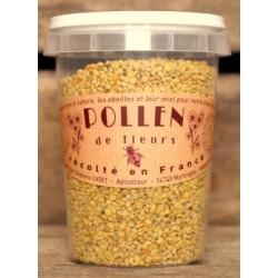 Pollen de fleurs variées - Pot de 220g
