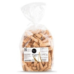 Mini gressins au sésame - sachet de 200g