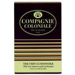 Thé vert Gunpowder - Boite de 25 berlingots (50g)