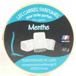 Carrés Parfumés - Menthe