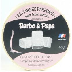 Carrés Parfumés - Barbe à Papa