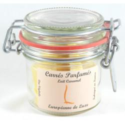 Carrés Parfumés - Lait Caramel