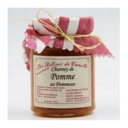 Chutney de Pomme au pommeau 110g