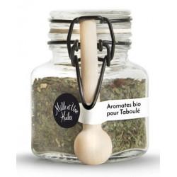 Aromates Bio pour Taboulé - flacon de 15g