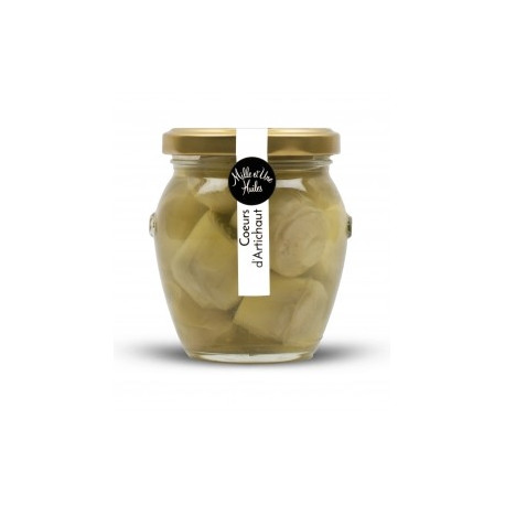 Mini Coeurs d'Artichaut à l'huile - 190g