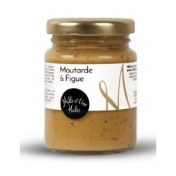 Moutarde et Figue - Pot de 100g