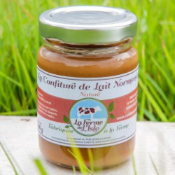Confiture de Lait Nature - Pot de 100g
