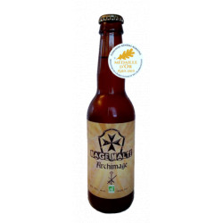 Bière BIO - Orbe de feu 33cL