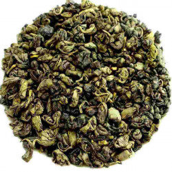 Thé vert Gunpowder - Vrac (Sachet de 100g)