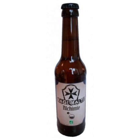 Bière BIO - Alchimie 33cL