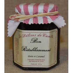 "Confiture ""Bon Rétablissement"" - Pot de 310g"