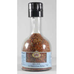Moulin Sel Fou empilable - 180g