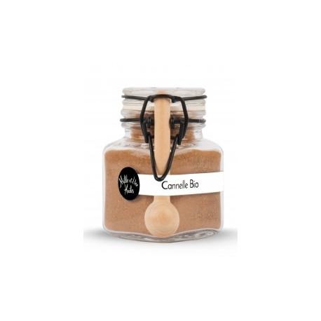 Cannelle en Poudre BIO - Pot de 30g