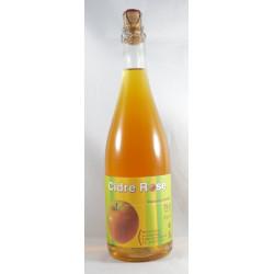 """Cidre Fermier """"Rosé"""" - Bouteille de 75cL"""