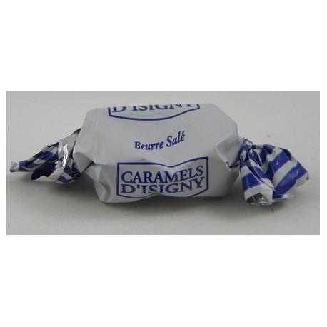 Caramels Vrac (à l'unité), beurre salé