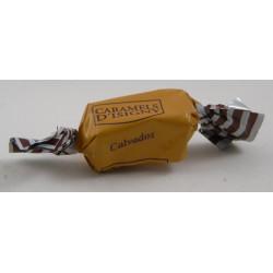 Caramels Vrac (à l'unité), au Calvados