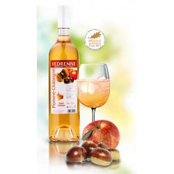 Vin Rosé Pomme-Chataigne - 75cL