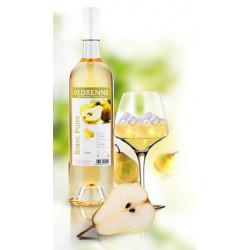 Vin Blanc à la Poire - Bouteille de 75cL
