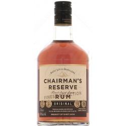 Rhum Chairman's Reserve - Bouteille de 70cL