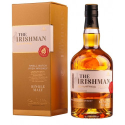 Whisky - The Irishman Single Malt - Bouteille de 70cL