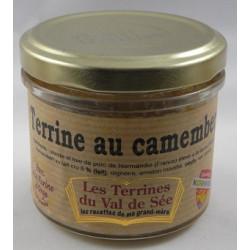 Terrine au camembert de Normandie - Bocal de 90g