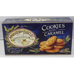 Cookies aux éclats de caramel - Boite de 220g
