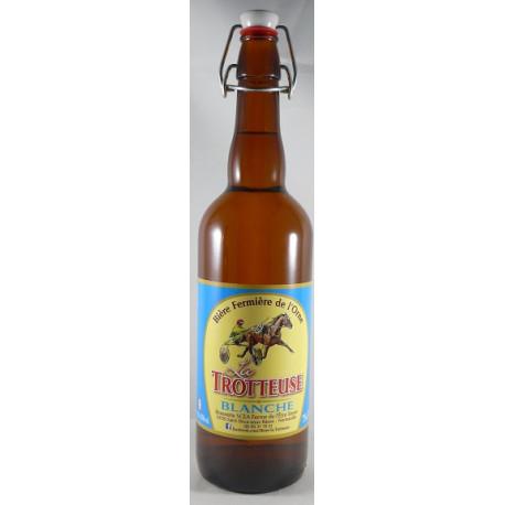 Bière Blanche Trotteuse 75cL