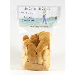 Biscuits apéritifs Camembert - 120g