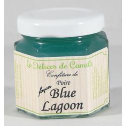 Confiture de Poire façon Blue Lagoon - Pot de 50g