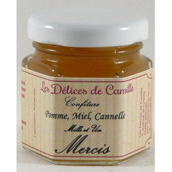 Confiture 1001 Mercis - Pot de 310g