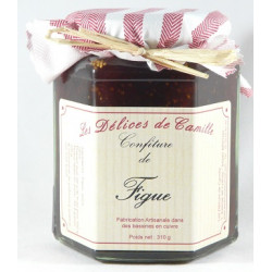 Confiture de Figue - Pot de 310g