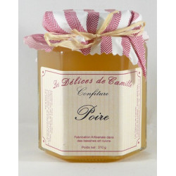 Confiture de Poire - Pot de 310g