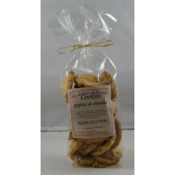 Cookies aux pépites de chocolat Sans Gluten - Sachet de 200g