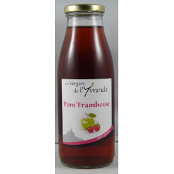 Jus Pom'Framboise - 50cL