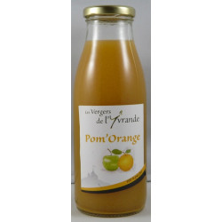 Jus Pom'Orange - 50cL