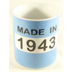 Mug année 1943