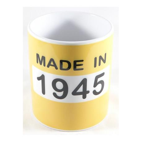 Mug année 1945