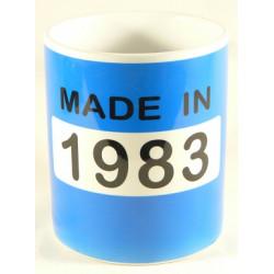 Mug année 1983