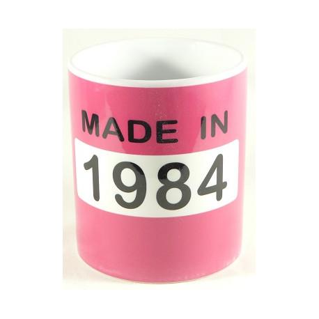 Mug année 1984