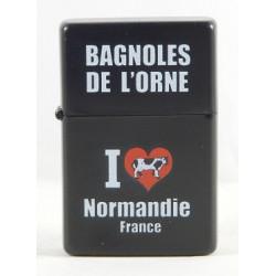 """Briquet essence """"Bagnoles de l'Orne"""""""
