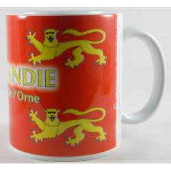 Mug Drapeau Normandie