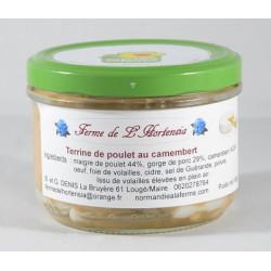 Terrine de Poulet au Camembert AOP- 175g