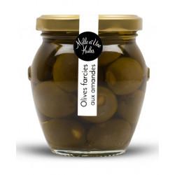 Olives farcies au fromage de brebis - pot de 190g