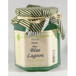 Confiture de Poire façon Blue Lagoon - Pot de 310g