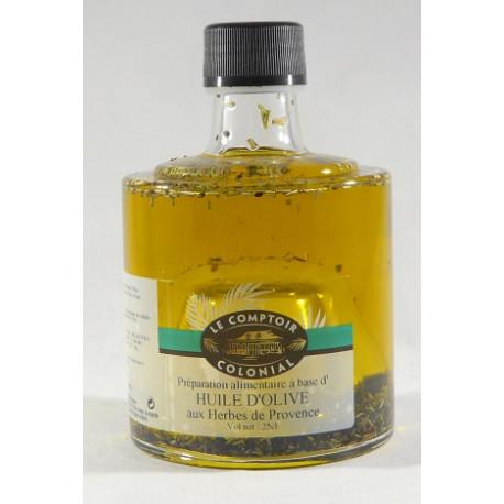 Huile d'Olive aux Herbes de provence - empilable 25cL