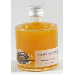 Mini empilable Vinaigre fruit de la Passion 40mL