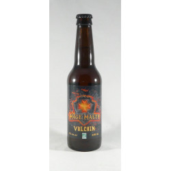 Bière Bio - Vulcain 33cL