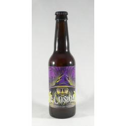 Bière Bio sans alcool - Illusion 33cL