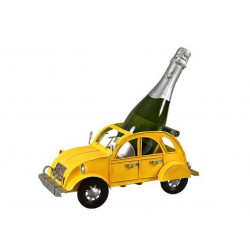 Support bouteille 2CV