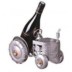 Support bouteille 2CV Jaune